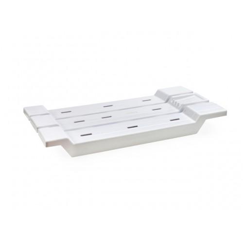 Сиденье для ванной снежно-белое BEROSSI, арт. АС12601000, РБ