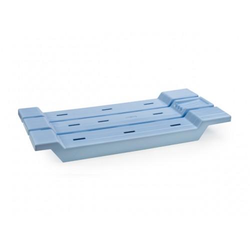 Сиденье для ванной светло-голубое BEROSSI, арт. АС12608000, РБ