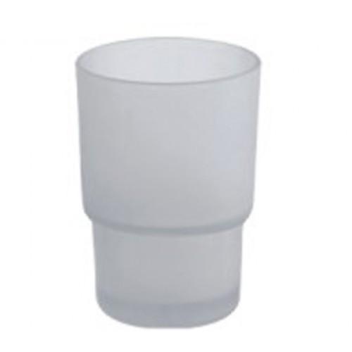 Стеклянный стакан для ёршика F753, Китай