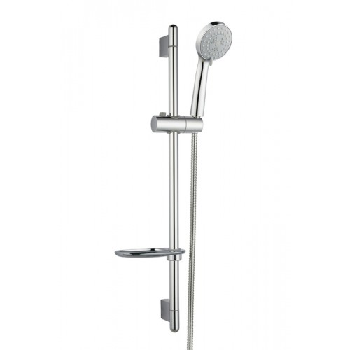 D152CP-1A-RUS BRAVAT SLIDING BAR SHOWER SET Душевой набор, Китай