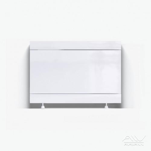 Экран под ванну 0,7 м МДФ Still торцевой белый, РФ