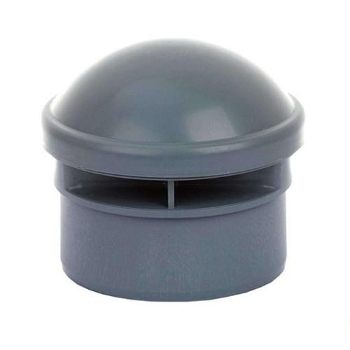 Клапан вакуумный ПП для внутренней канализации Dn 50, РФ