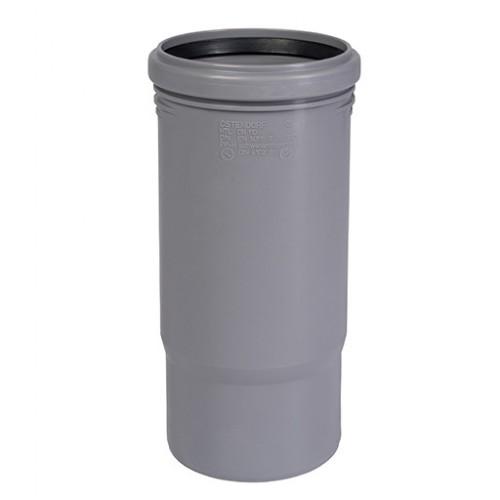 Компенсационный патрубок ПП для внутренней канализации Dn 110, РФ