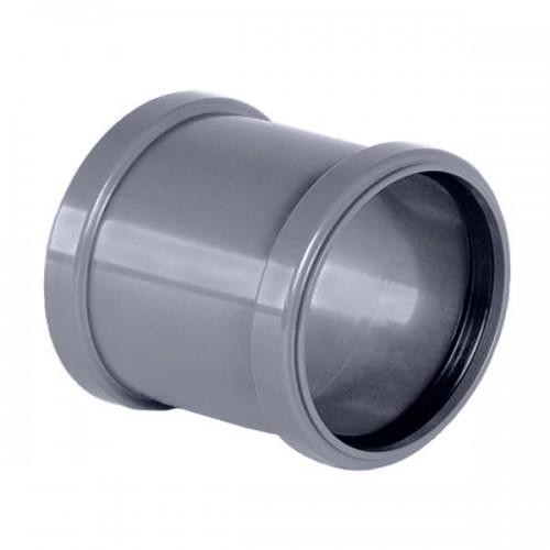 Муфта двойная ПП для внутренней канализации 32 мм, РФ