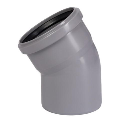 Отвод ПП для внутренней канализации Dn 50х30, РФ