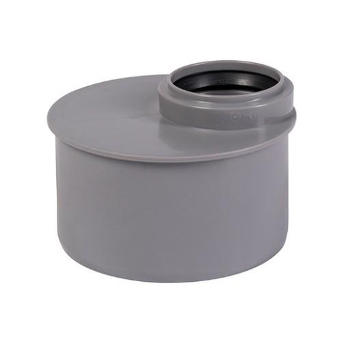 Редукция ПП короткая для внутренней канализации Dn 110/50, РФ