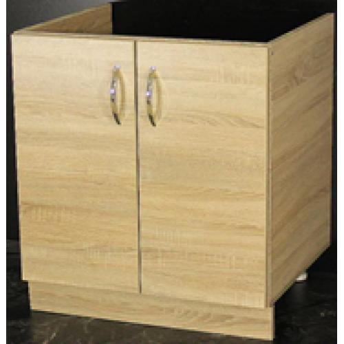 Шкаф под мойку А1 Д1 (дуб), РБ