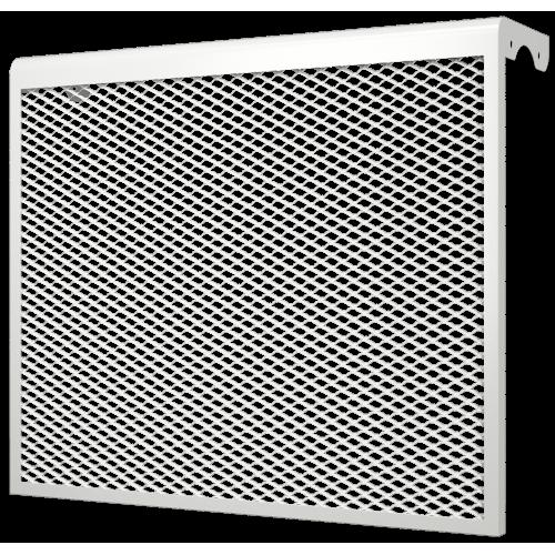 Декоративный металлический экран 7-и секционный 7ДМЭР, РФ