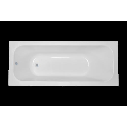 Ванна акриловая MITRA 1500х700 с сифоном, РБ