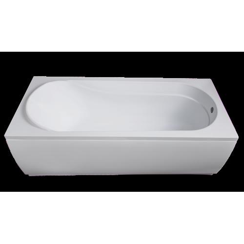 Ванна акриловая  AQUA 1500х750х481 с сифоном, РБ