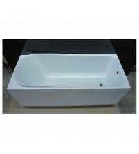 Ванна акриловая  LIKE 1700х700х447 с сифоном, РБ