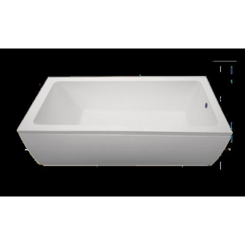 Ванна акриловая NOVARO 1500х700 с сифоном, РБ
