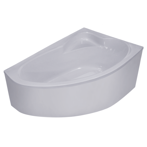 Ванна акриловая NIKA 1700х1150 левая, РБ