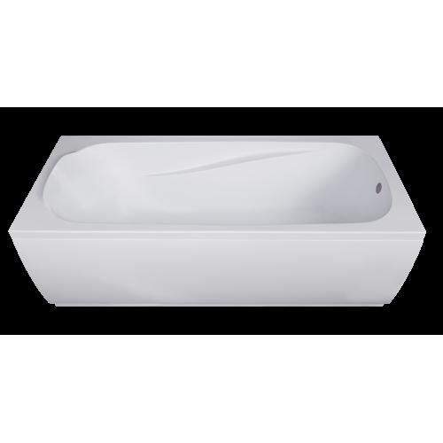 Ванна акриловая  SERENA 1700х700х435 с сифоном, РБ