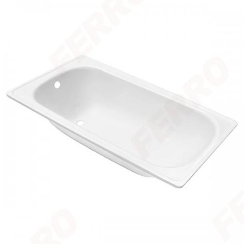 Ванна стальная 150х70 эмалированная белая, Польша