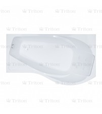 Ванна акриловая МИШЕЛЬ левая 1800*960, РФ