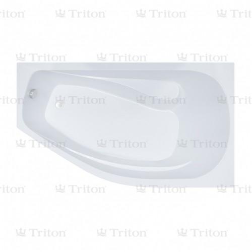 Ванна акриловая СКАРЛЕТ левая 1670*960, РФ