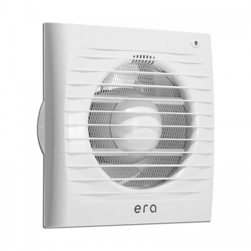 Вентилятор 175х175мм, диам.125мм, тяговый выключатель ЭРА ERA5S-02, РФ