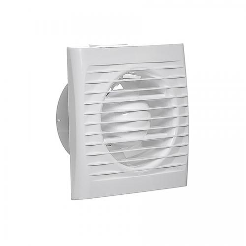 Вентилятор 150х150мм, диам. 100мм тяговый выключатель ЭРА OPTIMA4-02, РФ