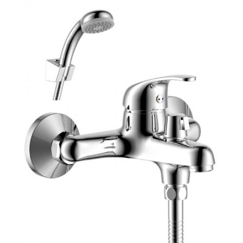 Y 35-30 Смеситель одноручный д/ванны (35мм) с коротк. изливом, хром, РФ