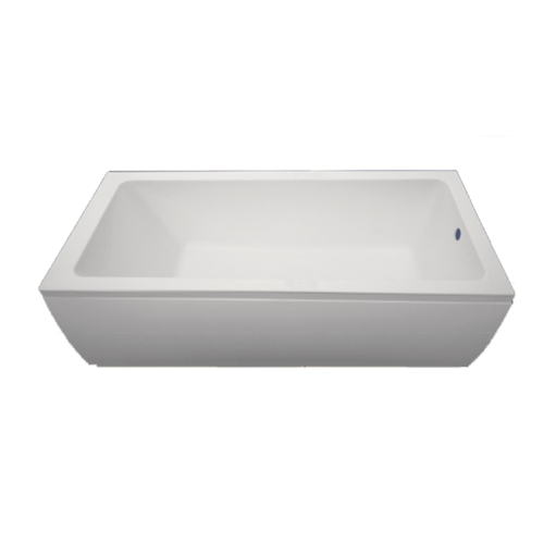 Ванна акриловая NOVARO 1700х700 с сифоном, РБ