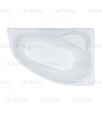 Ванна акриловая КАЙЛИ левая 1500*1000, РФ