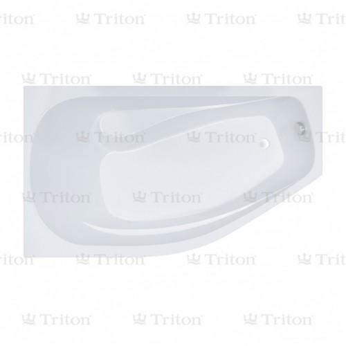 Ванна акриловая СКАРЛЕТ правая 1670*960, РФ
