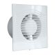 Вентилятор 160х160мм, диам.100мм, шарикоподш., тягов. выкл. ЭРА SLIM4-02, РФ